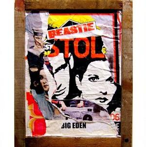 Pola Brändle_Schwarz, weiß... und rot_2007_ je 90 x 70 cm_courtesy of Studio Pola Brändle